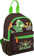 Рюкзак дошкольный детский Kite Dragon K16-534XXS-2