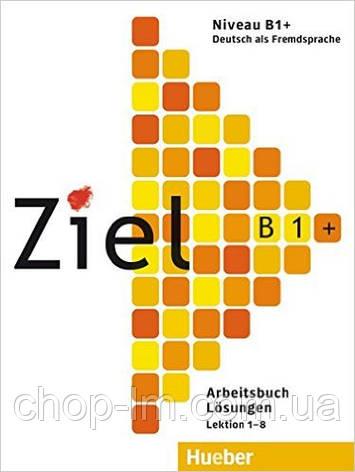 Ziel B1 Plus Arbeitsbuch + Lerner-CD/CD-ROM (рабочая тетрадь по немецкому языку + CD диск), фото 2