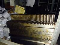 Зубчатая рейка для станков