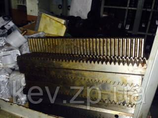 Зубчатая рейка для станков - ЧП Кузьмин (ЧП Гранд Тех плюс) в Запорожье
