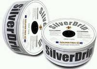 Капельная лента SilverDrip 8 mil 10 см 0,7 л/ч 1000 м (Корея), фото 1
