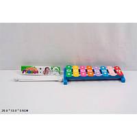 Детский музыкальный инструмент Ксилофон YX002