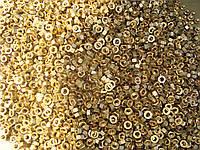 Гайка латунная М20 ГОСТ 5915-70 DIN 934