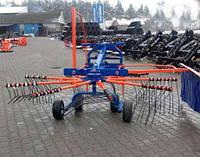 Грабли ворошилки роторные (валкообразователи) 3,50 м