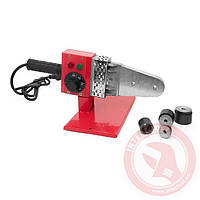 Паяльник для труб из PPR 20-32 мм, 800 Вт, 0-300°С, 230 В INTERTOOL RT-2101