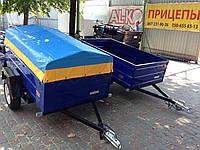 Прицеп для легкового автомобиля ПГМФ-8302 (экспорт) БТ-47