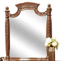 Світ Меблів Жасмин зеркало  1060х940х90мм орех лак