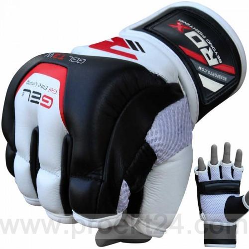 Снарядные перчатки, битки RDX Leather-S - Глобальные энергосберегающие технологии  в Днепре