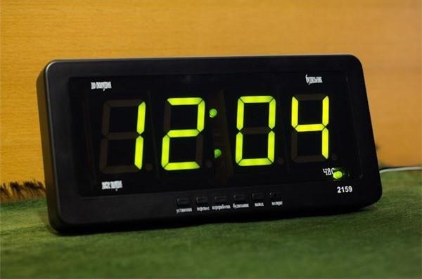 Часы электронные настольные CX 2159