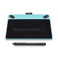 Графический планшет Wacom Intuos Draw S (CTL-490DB-N)