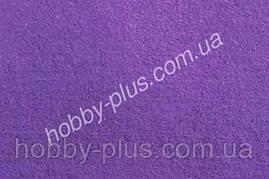 Фетр мягкий 1.4 мм, ФИОЛЕТОВЫЙ, 20x30 см, Hobby&You