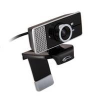 Веб камера Gemix F10 на компьютер, встроенный микрофон, 1,3 Мп, подключение без драйверов, клипса