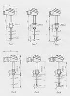 Преобразователь термоэлектрический ТХА-1690, ТХК-1690
