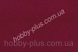 Фетр мягкий 1.4 мм, БОРДОВЫЙ, 20x30 см, Hobby&You