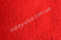 Фетр мягкий 1.4 мм, КРАСНЫЙ, 20x30 см, Hobby&You