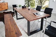 Большой стол для приёмов
