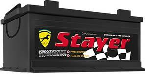 Акумулятор Stayer Black 140Ah-12v (513x189x230) лівий +