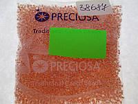 Бисер 10/0, цвет - персиковый, №38687 (уп.50 грамм), фото 1