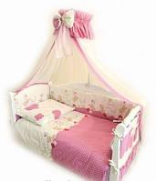 Детская постель Twins Comfort С019 Горошки