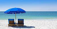 Зонт на пляж 2.4 м
