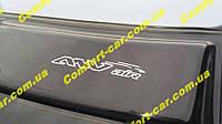 Дефлекторы окон (ветровики) Hyundai Accent 17- (Хюндай Акцент) 17-
