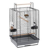 Ferplast - Клетка MAX 4 для попугаев, со съемной крышей 50 x 50 x 75 cm