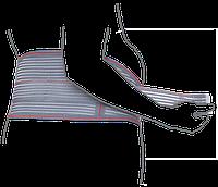 Бандаж для беременных (до- и послеродовой) эластичный ReMED, (серый)