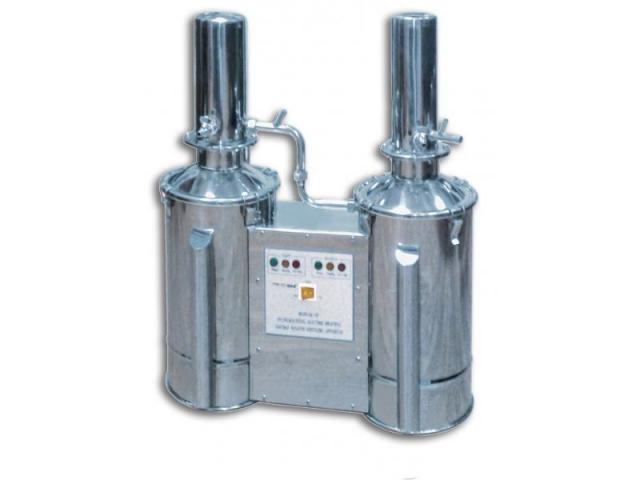 Бидистиллятор электрический ДЭ-10С MicroMed