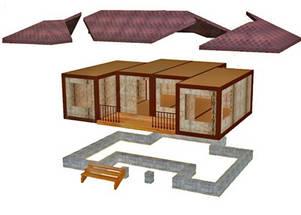 Домик для тур. базы, фото 2