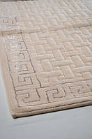 Набор ковриков для ванной GREECE (60*100, 50*60) капучино