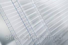 Сотовый поликарбонат 6мм Makrolon прозрачный