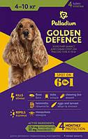 """Капли на холку Палладиум """"Золотая защита"""" для собак 4 - 10 кг., фото 1"""