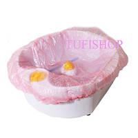 Чехол для ванночки для педикюра 85X85 см, 50 шт.