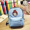 Молодежный рюкзак для superwoman, фото 6