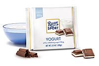 Шоколад Ritter Sport Jogurt 100 г. Германия!