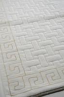 Набор ковриков для ванной GREECE (60*100, 50*60) кремовый