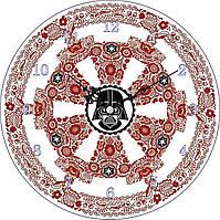 Часы настенные Дарт Вейдер