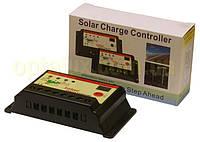 Контроллер заряда для солнечных панелей 10I-ST 12-24V , 10А, фото 1