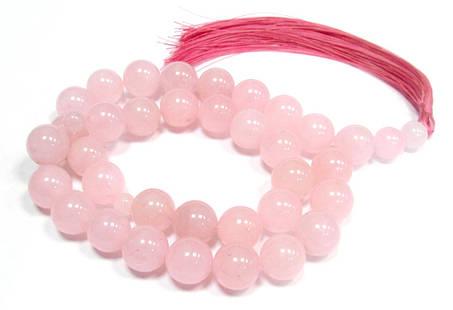 Четки. Розовый кварц. Натуральные камни. 33 камня, фото 2