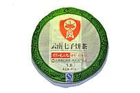 Шен Пуэр «Юбилейный «Блин 2009 г. 400 гр. Фабрика Фэн Цин -