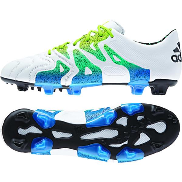 Футбольные бутсы Adidas X 15.1 FG/AG Leather M S74617