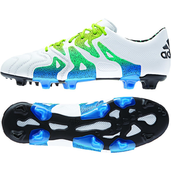 330ed02b Футбольные бутсы Adidas X 15.1 FG/AG Leather M S74617, цена 2 450 грн.,  купить в Харькове — Prom.ua (ID#301767657)