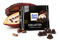 Шоколад Ritter Sport Edel-bitter 100 г. Германия!