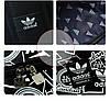 Рюкзак городской Adidas City black реплика, фото 9