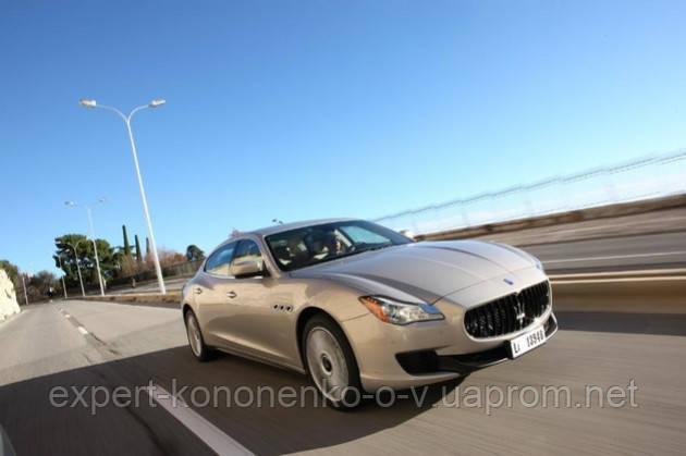 Maserati массово отзывает автомобили в Китае