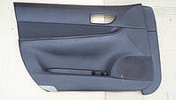 Обшивка двери (карта) передняя левая от Mazda 6 хэтчбек, 1.8i, 2004 г.в. GJ8A450G02