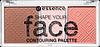 Essence палетка для скульптурирования shape your face contouring palette