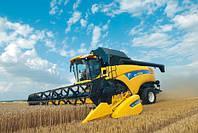 Послуга по збиранню зернових культур