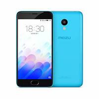 Смартфон Meizu M3 Mini (2Gb+16Gb) Blue Гарантия 1 Год!