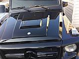 Надпись шильдик AMG в решетку радиатора 463 817 02 00, фото 2